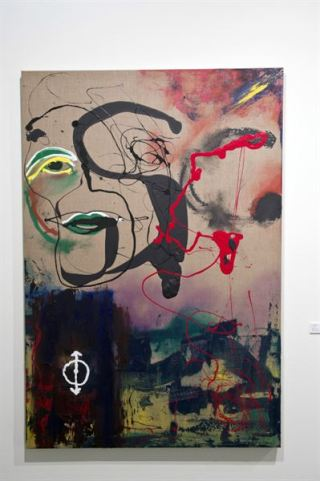 Peintures de Sylvester Stallone